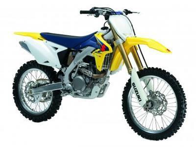 バイク比較.comを使ったお客様のRM-Z450売却実績