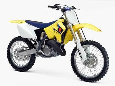バイク比較.comを使ったお客様のRM125売却実績