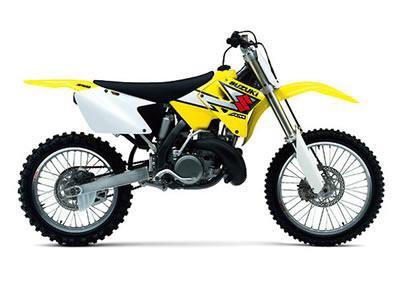 バイク比較.comを使ったお客様のRM250売却実績