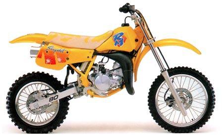 バイク比較.comを使ったお客様のRM80売却実績