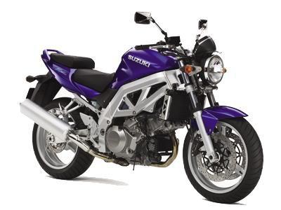 バイク比較.comを使ったお客様のSV1000売却実績