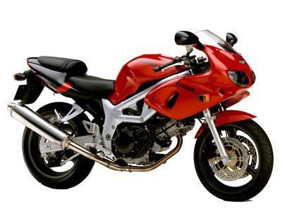 バイク比較.comを使ったお客様のSV400S売却実績