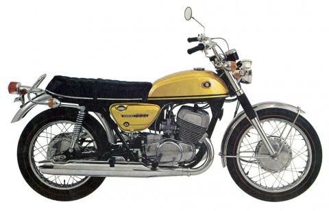 バイク比較.comを使ったお客様のT500売却実績