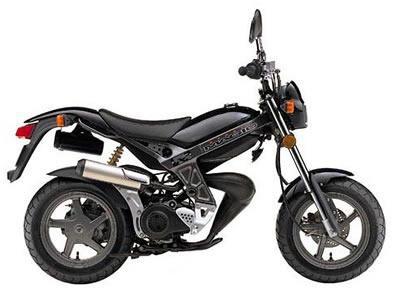 バイク比較.comを使ったお客様のTR50S売却実績