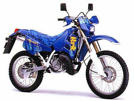バイク比較.comを使ったお客様のTS125R売却実績