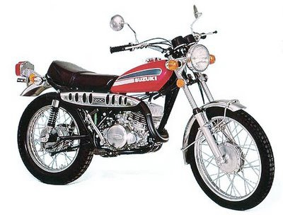 バイク比較.comを使ったお客様のTS250売却実績