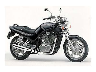 バイク比較.comを使ったお客様のVX800売却実績