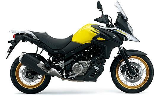 バイク比較.comを使ったお客様のV-Strom650XT売却実績