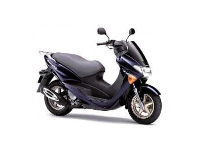 バイク比較.comを使ったお客様のアヴェニス125売却実績