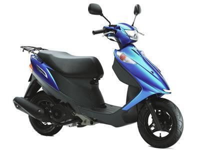 バイク比較.comを使ったお客様のアドレスV125売却実績