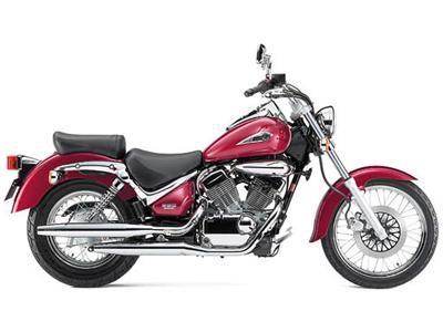 バイク比較.comを使ったお客様のイントルーダー250売却実績