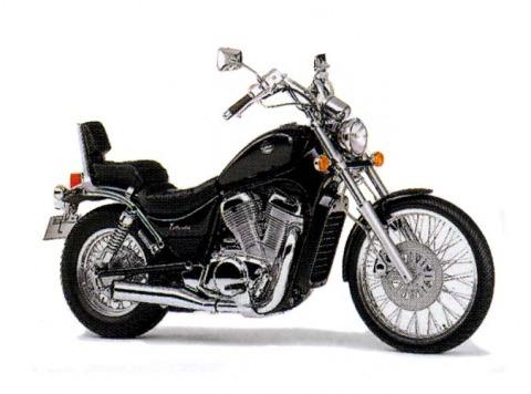 バイク比較.comを使ったお客様のイントルーダーVS400売却実績