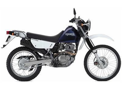 バイク比較.comを使ったお客様のジェベル200売却実績