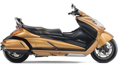 バイク比較.comを使ったお客様のジェンマ125売却実績