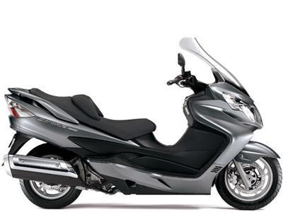 バイク比較.comを使ったお客様のスカイウェイブ 400売却実績