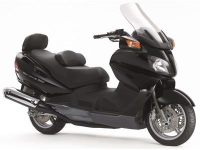 バイク比較.comを使ったお客様のスカイウェイブ 650売却実績