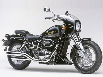 バイク比較.comを使ったお客様のデスペラード800X売却実績
