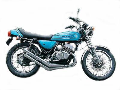 バイク比較.comを使ったお客様の400SS(マッハⅡ)売却実績