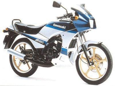 バイク比較.comを使ったお客様のAR125S売却実績