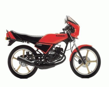 バイク比較.comを使ったお客様のAR80売却実績