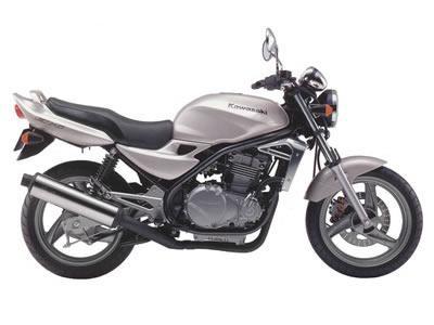 バイク比較.comを使ったお客様のER-5売却実績