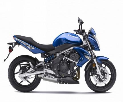 バイク比較.comを使ったお客様のER-6n売却実績