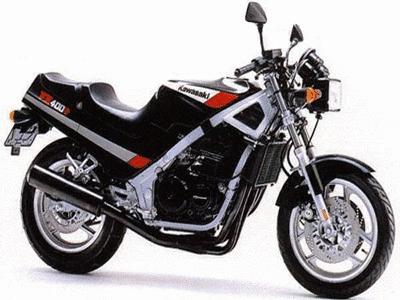 バイク比較.comを使ったお客様のFX400R売却実績