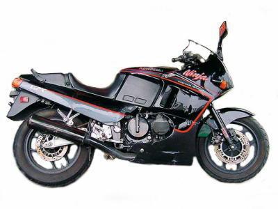 バイク比較.comを使ったお客様のGPX400R売却実績