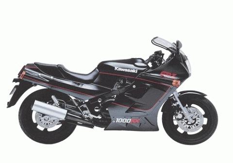 バイク比較.comを使ったお客様のGPZ1000RX売却実績