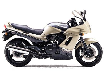 バイク比較.comを使ったお客様のGPZ1100 ABS売却実績