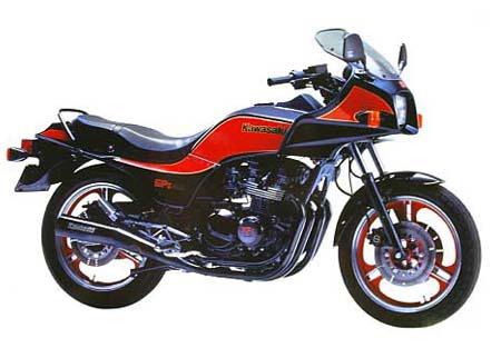 バイク比較.comを使ったお客様のGPZ400売却実績