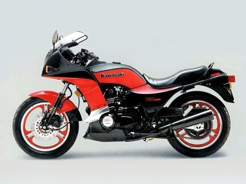 バイク比較.comを使ったお客様のGPZ750ターボ売却実績