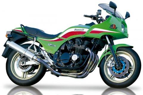 バイク比較.comを使ったお客様のGPZ750F売却実績
