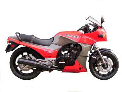 バイク比較.comを使ったお客様のGPZ750R売却実績