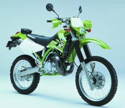 バイク比較.comを使ったお客様のKDX200R売却実績