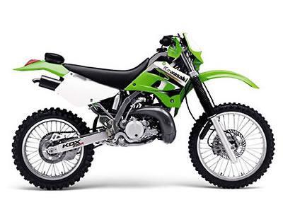 バイク比較.comを使ったお客様のKDX250SR売却実績