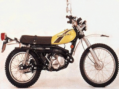 バイク比較.comを使ったお客様のKE125売却実績
