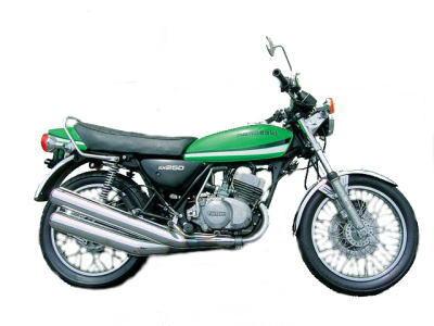 バイク比較.comを使ったお客様のKH250売却実績