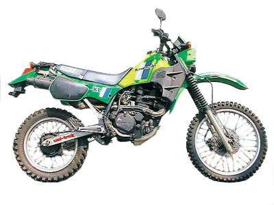 バイク比較.comを使ったお客様のKL600R売却実績