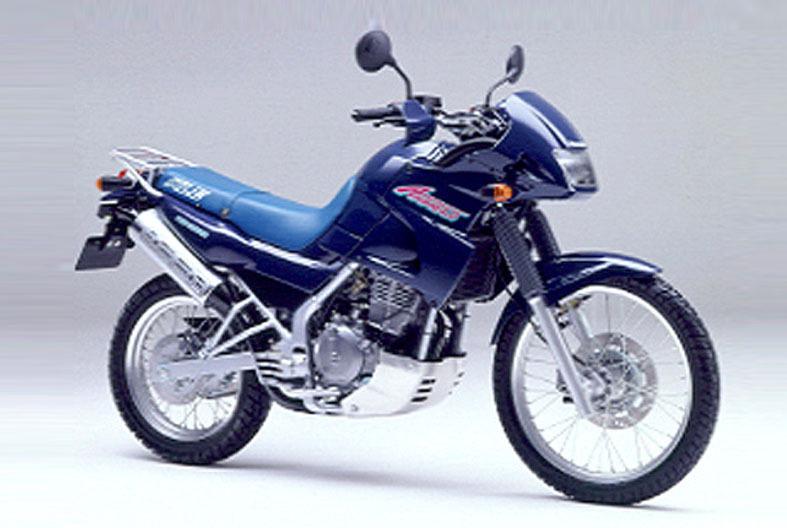 バイク比較.comを使ったお客様のKLE250売却実績