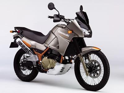 バイク比較.comを使ったお客様のKLE500売却実績
