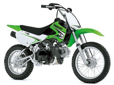 バイク比較.comを使ったお客様のKLX110売却実績