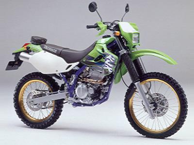 バイク比較.comを使ったお客様のKLX250ES売却実績