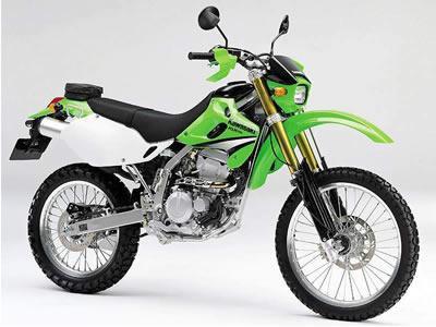 バイク比較.comを使ったお客様のKLX250R売却実績