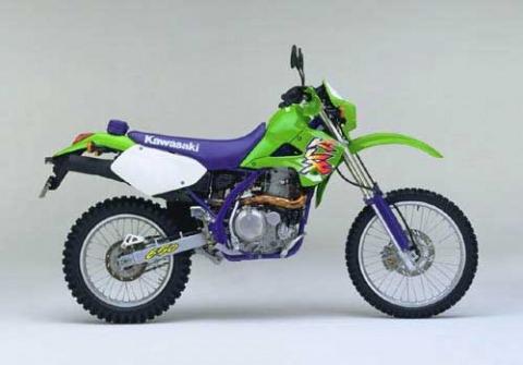 バイク比較.comを使ったお客様のKLX650売却実績
