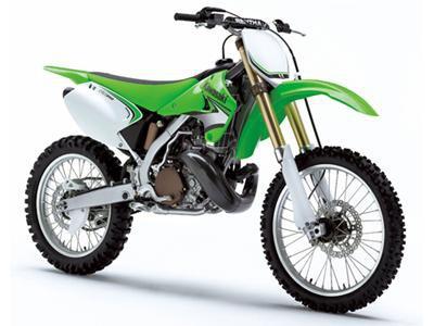バイク比較.comを使ったお客様のKX250売却実績