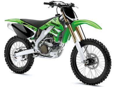 バイク比較.comを使ったお客様のKX250F売却実績