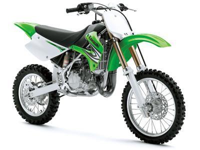 バイク比較.comを使ったお客様のKX85売却実績