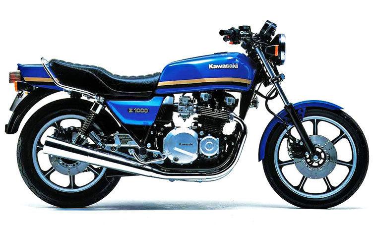 バイク比較.comを使ったお客様のKZ1000J売却実績