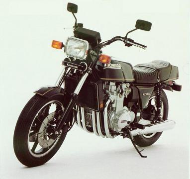バイク比較.comを使ったお客様のKZ1300売却実績